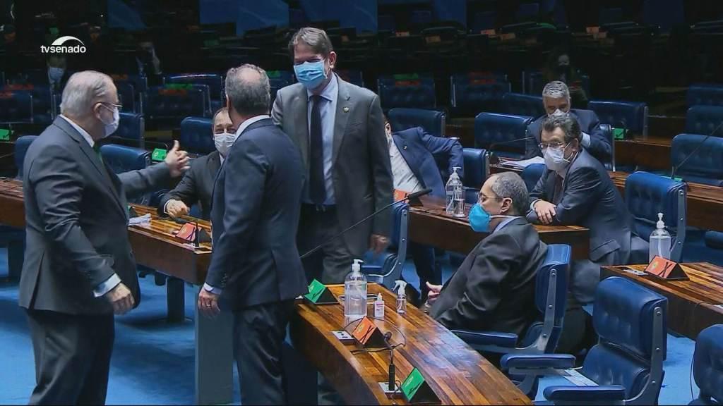 ARAS_SENADO-1 Senado aprova recondução de Augusto Aras à Procuradoria-Geral da República