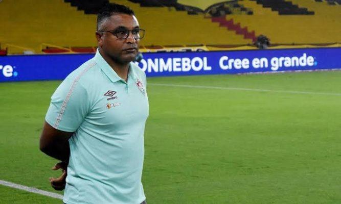 E349294D-A85E-4128-B59B-0FCE5D8A22D0.-667x400 Fluminense demite técnico Roger Machado após eliminação na Libertadores