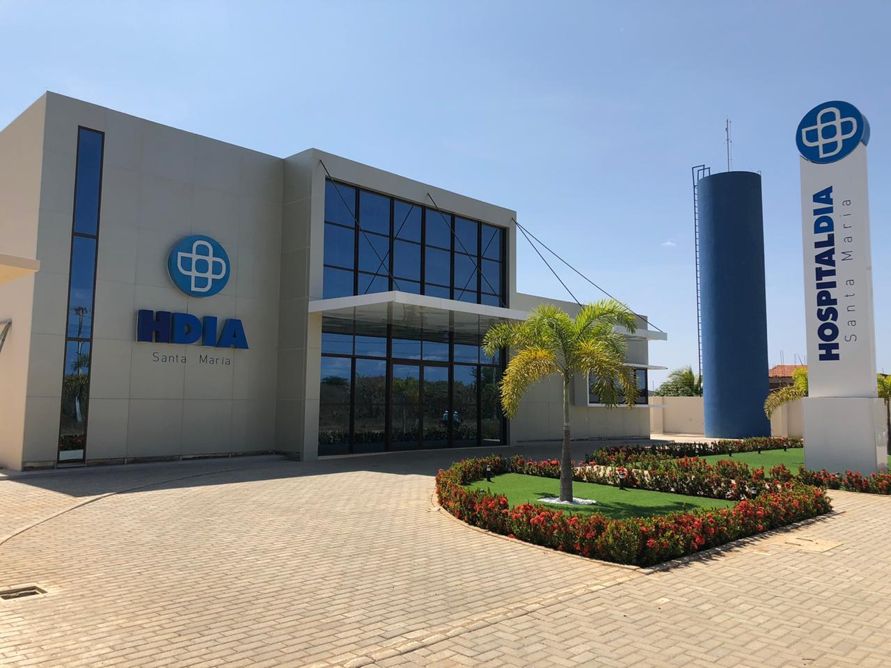 Hospital-Dia-Santa-Maria-Monteiro-1 Hospital Dia Santa Maria realiza primeiras cirurgias da rede privada de saúde em Monteiro