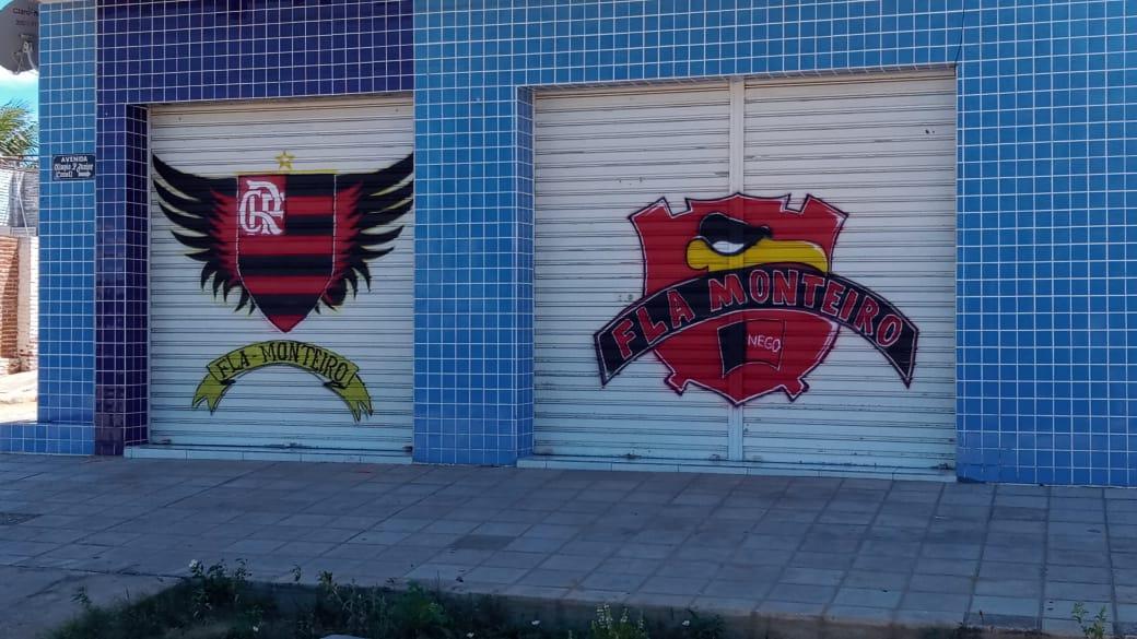 IMG-20210814-WA0144 Torcida oficial do Flamengo reabre sede recreativa em novo endereço em Monteiro