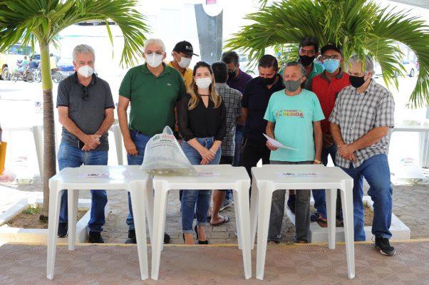 Peixamento-Monteiro-1-602x400 Monteiro recebe Programa de Peixamento de Açudes em parceria com SEDAP