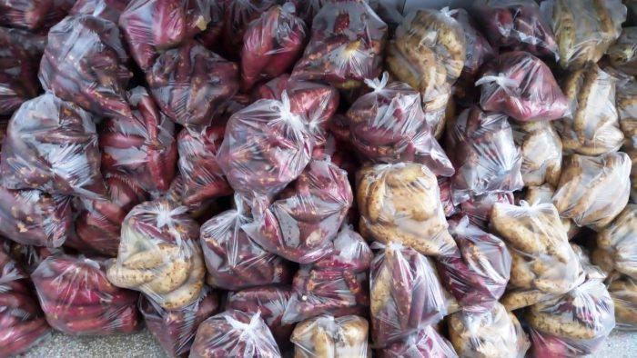 Verduras1-700x394 Prefeitura de Monteiro distribui produtos da Agricultura Familiar em parceria com o Governo do Estado