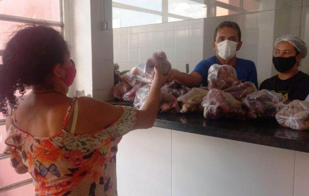 Verduras4-628x400 Prefeitura de Monteiro distribui produtos da Agricultura Familiar em parceria com o Governo do Estado