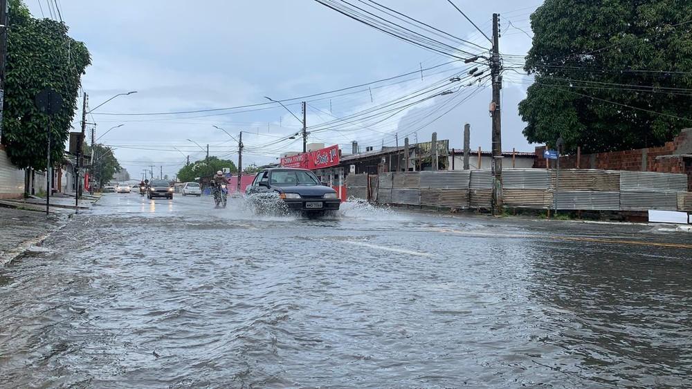chuva-alagamento-jose-americo Inmet emite alerta de perigo de acumulado de chuva para João Pessoa e mais 39 cidades