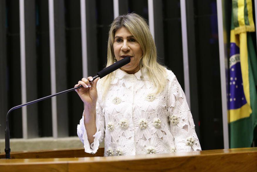"""edna_henrique_camara_federal-1 Edna Henrique avalia não disputar reeleição para deputada federal em 2022, revela filho: """"Ainda está em luto"""""""