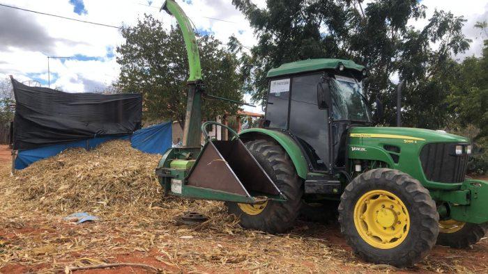 ensiladeira-700x394 Secretaria de Agricultura realiza os mais diversos atendimentos em mais de 10 comunidades em apenas dois dias