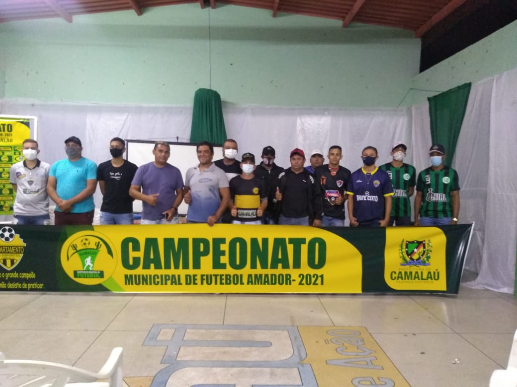 esporte-camalau Departamento de esportes de Camalaú confirma início do campeonato municipal para o próximo domingo, 22, ainda com portões fechados
