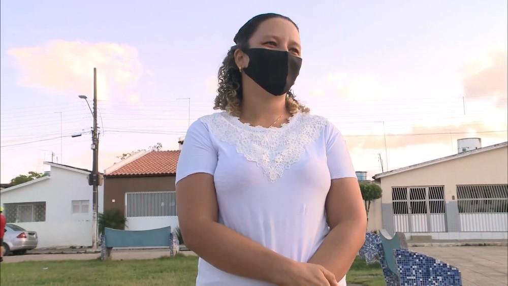 foto02 Mulher é presa suspeita de mentir sobre bolsa encontrada com R$ 47 mil, na Paraíba