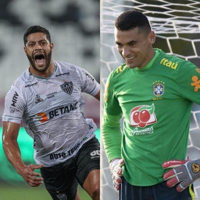 santos-e-huck-400x400 Paraibanos Hulk e Santos e mais sete atletas são convocados por Tite para a Seleção na rodada tripla das Eliminatórias