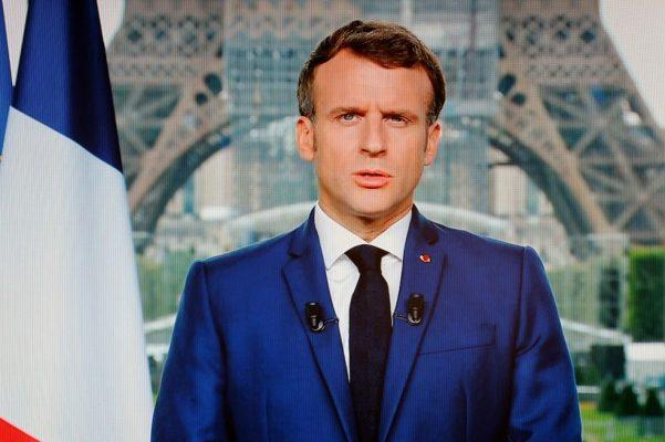 000-9eu8wl-601x400 Macron anuncia morte do chefe do Estado Islâmico no Grande Saara
