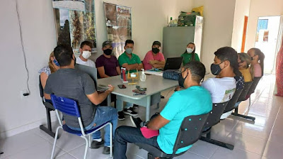 1-1-4 Prefeitura de São João do Tigre discute implantação da Lei Aldir Blanc e benefício para mais de 60 artistas locais
