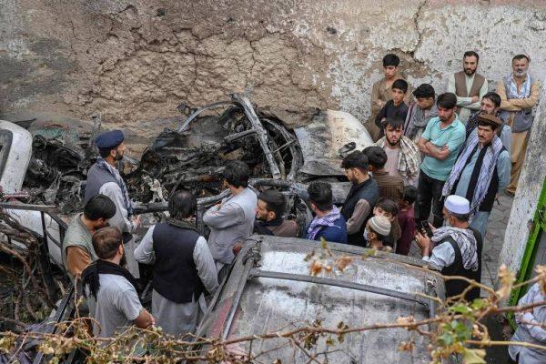 163093659061361e0e3426e_1630936590_3x2_md-600x400 EUA admitem erro em ataque com drone que matou 10 civis no Afeganistão
