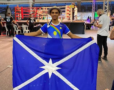 3-1-e1631878257786 Atleta natural de São João do Tigre fica em 4º lugar em campeonato brasileiro de Kickboxing no Rio de Janeiro