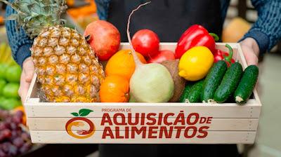 4 Monteiro tem 24 Agricultores Familiares selecionados para fornecer alimentos através do PAA Estadual