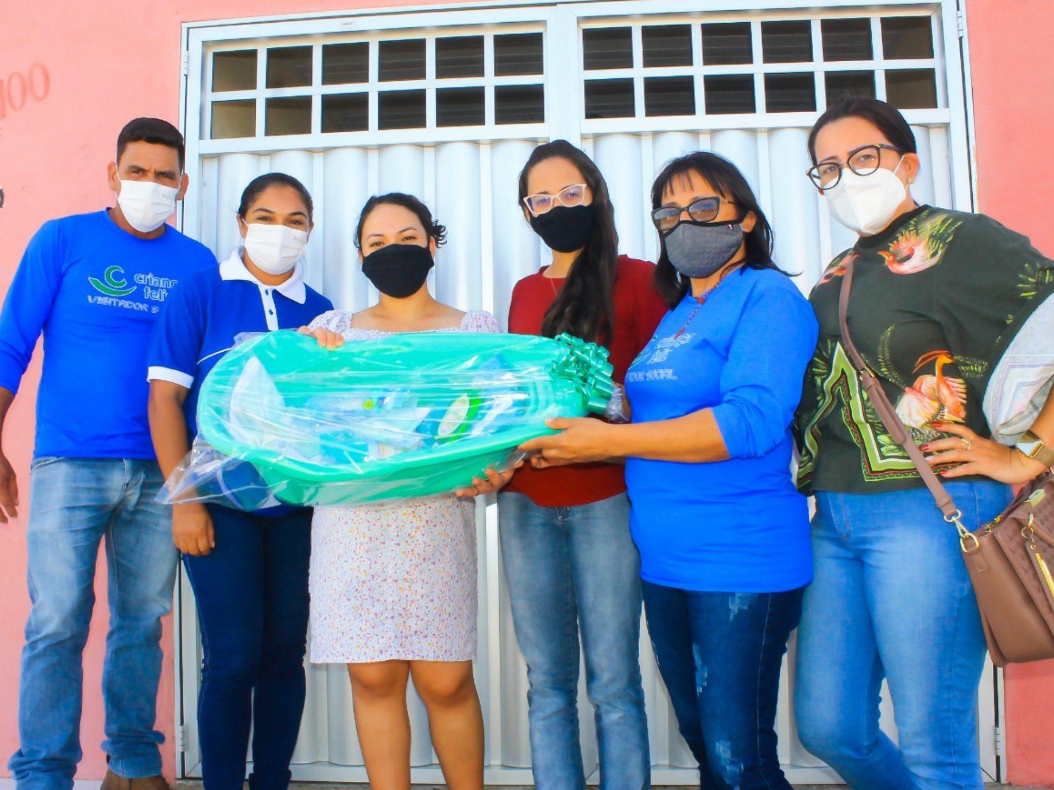 7.2-e1631222778700 Secretaria de Desenvolvimento Social de São João do Tigre entrega de Kits de Enxoval ao grupo de gestantes que vão ter bebê no mês de Setembro
