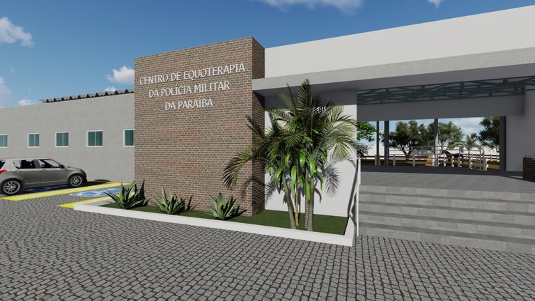 Centro-de-Equoterapia-da-Policia-Militar-paraiba Novo Centro de Equoterapia da Polícia Militar vai ampliar as vagas para autistas