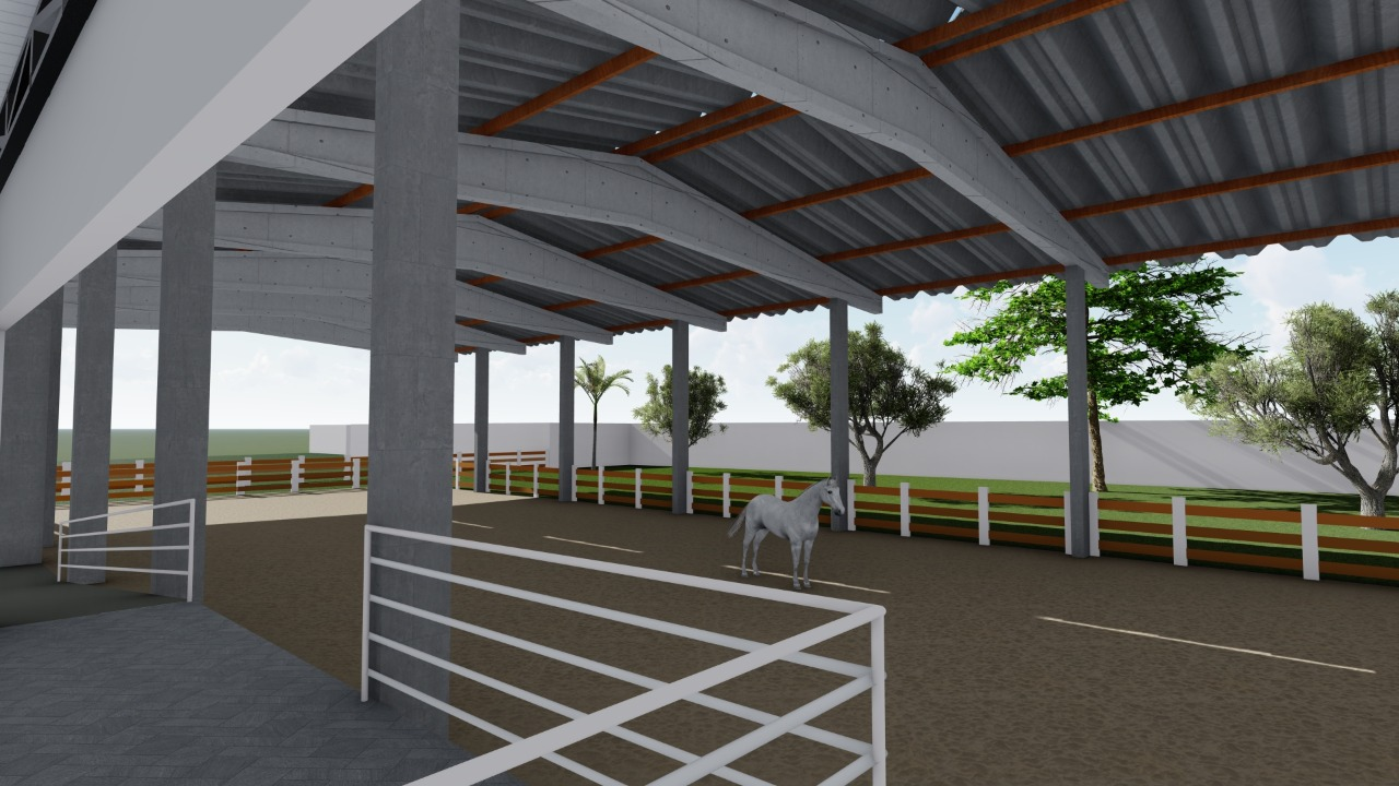 Centro-de-Equoterapia-da-Policia-Militar Novo Centro de Equoterapia da Polícia Militar vai ampliar as vagas para autistas