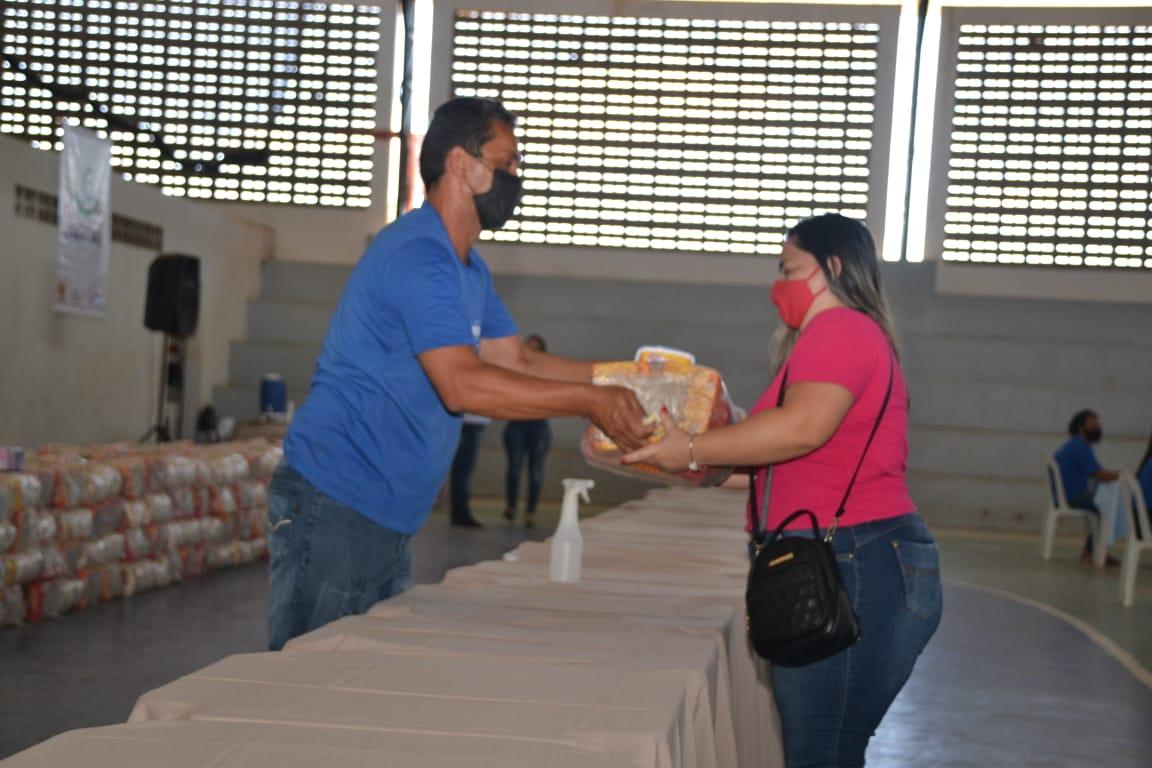 Cesta-Social-Agosto-3 Beneficiários do Programa Cesta Social agradecem e destacam o empenho e dedicação da Prefeita Anna Loren