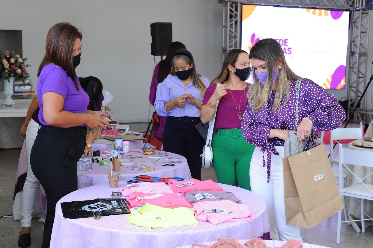 Efeito-Furacao-Rede-Delas-2 MONTEIRO: Programa de Aceleramento de Negócios - Rede Delas, realiza evento com empreendedoras de todo Cariri