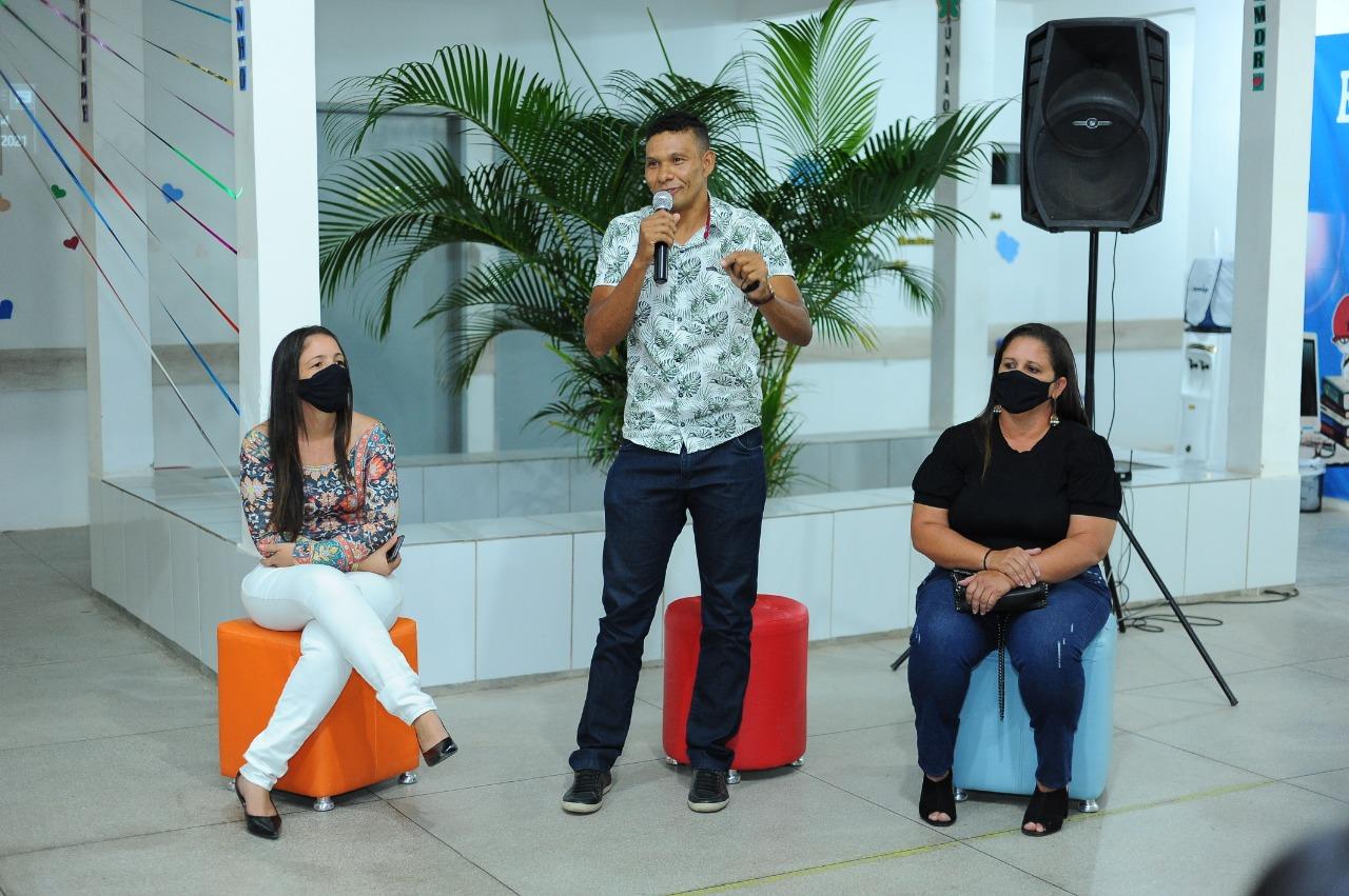 Encerramento-mes-da-Juventude-13 Mês da Juventude é encerrado com posse do Conselho Municipal de Juventude e entrega de premiação do Show de Talentos 2021