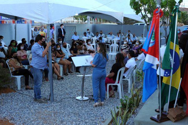 Entrega-PSF-05-13-602x400 Comunidade do Mulungu comemora entrega das obras do PSF 05 em Monteiro