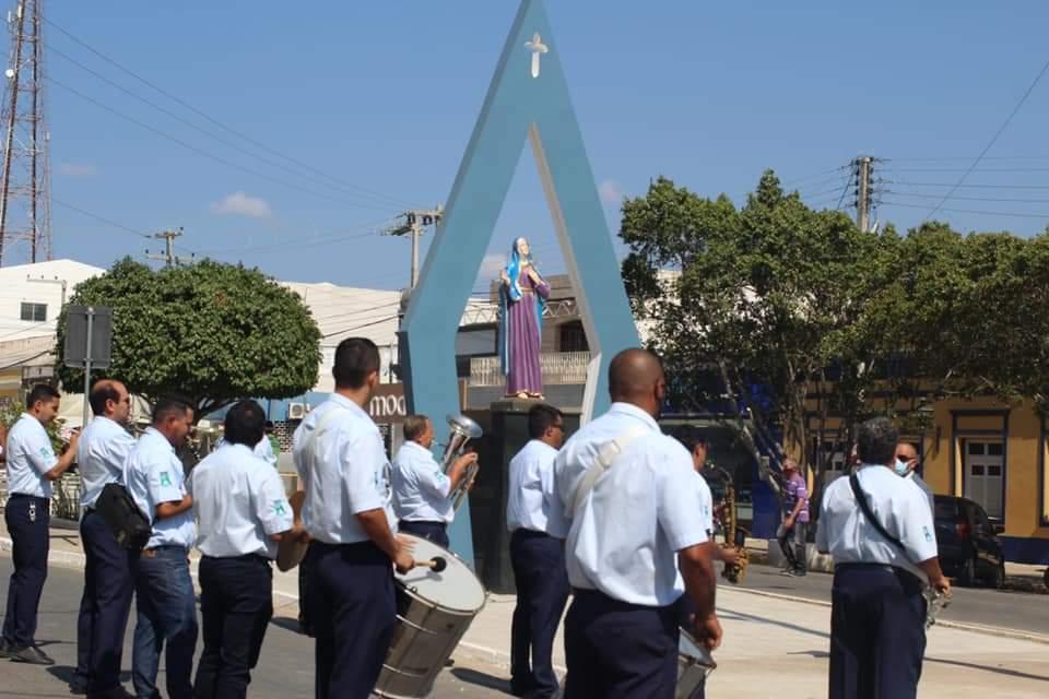 FB_IMG_1631782543453 Monteiro inaugura monumento em homenagem a Nossa Senhora das Dores