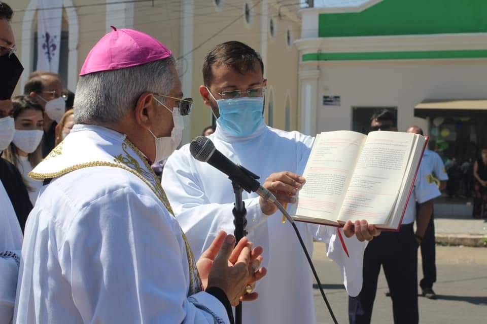 FB_IMG_1631782561087 Monteiro inaugura monumento em homenagem a Nossa Senhora das Dores