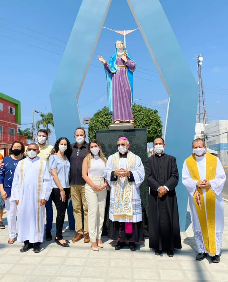 FB_IMG_1631782576225 Monteiro inaugura monumento em homenagem a Nossa Senhora das Dores