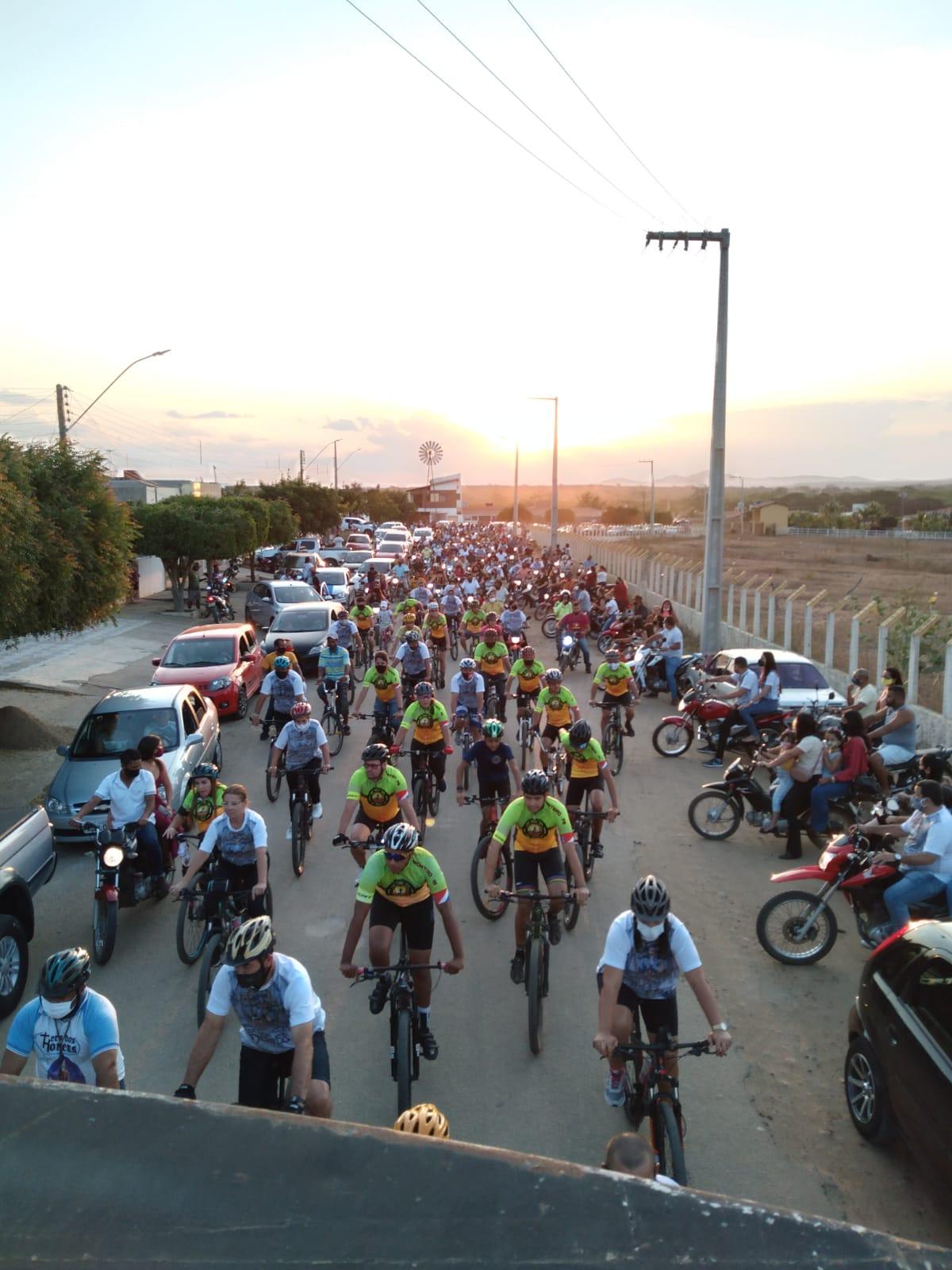 IMG-20210915-WA0339 Carreata encerra comemorações a Nossa Senhoradas Dores em Monteiro