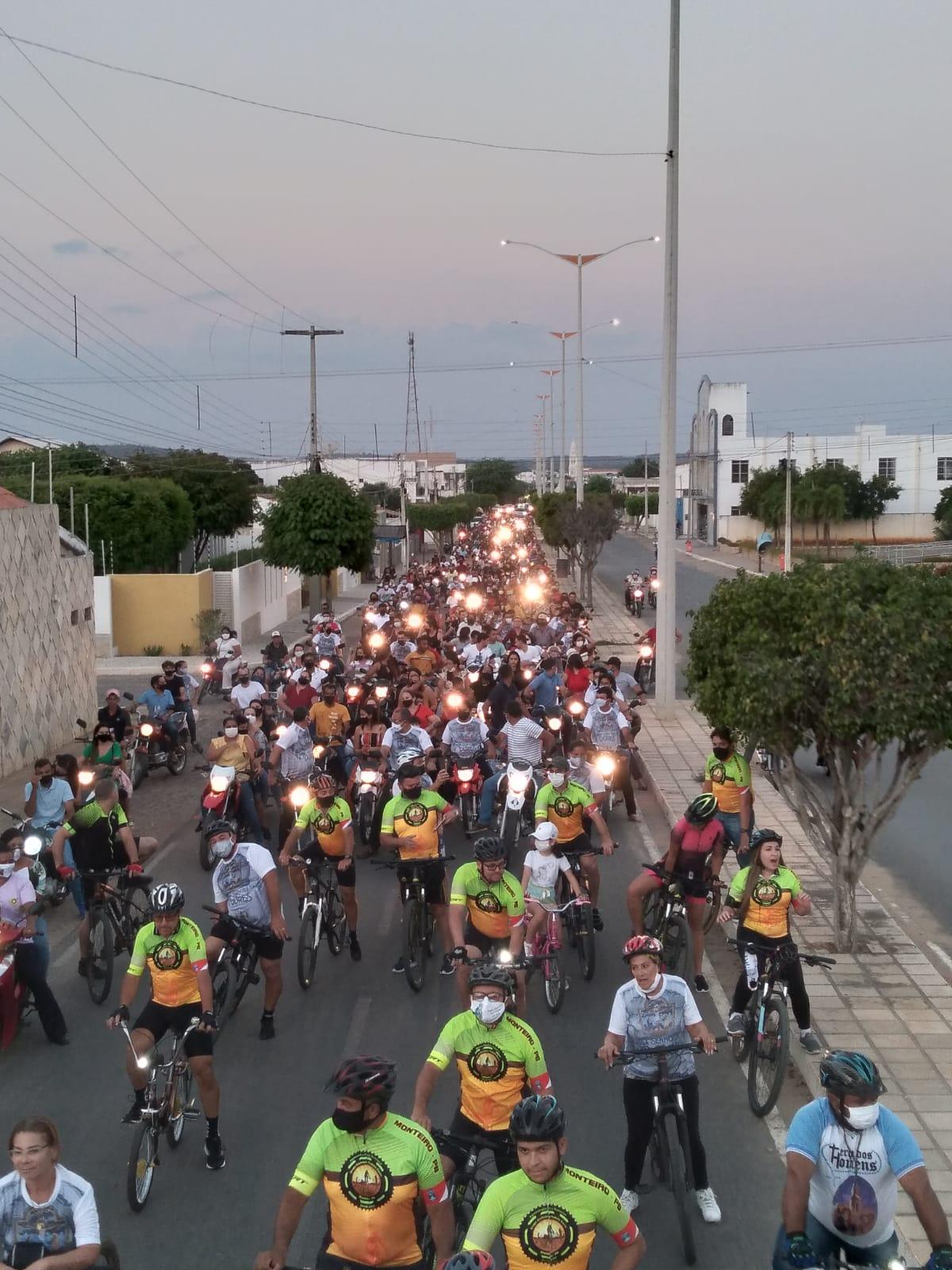 IMG-20210915-WA0340 Carreata encerra comemorações a Nossa Senhoradas Dores em Monteiro