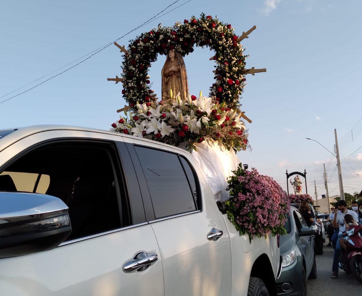 IMG-20210915-WA0341-e1631781933539 Carreata encerra comemorações a Nossa Senhoradas Dores em Monteiro