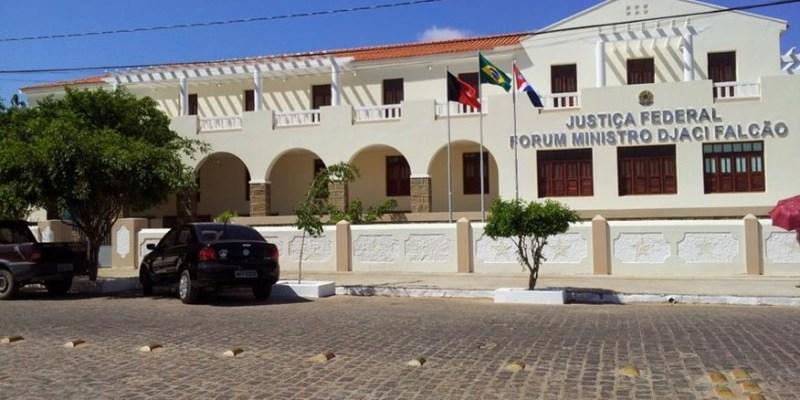 justica-federal-monteiro Justiça Federal, com sede em Monteiro, manda bloquear bens de prefeito, secretária de saúde e empresa