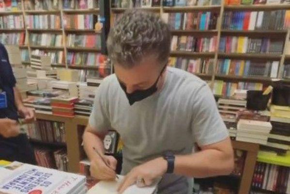 luciano_huckk-599x400 Pela segunda vez em um mês, Luciano Huck visita Paraíba, vai a shopping e autografa livros em livraria de João Pessoa de surpresa