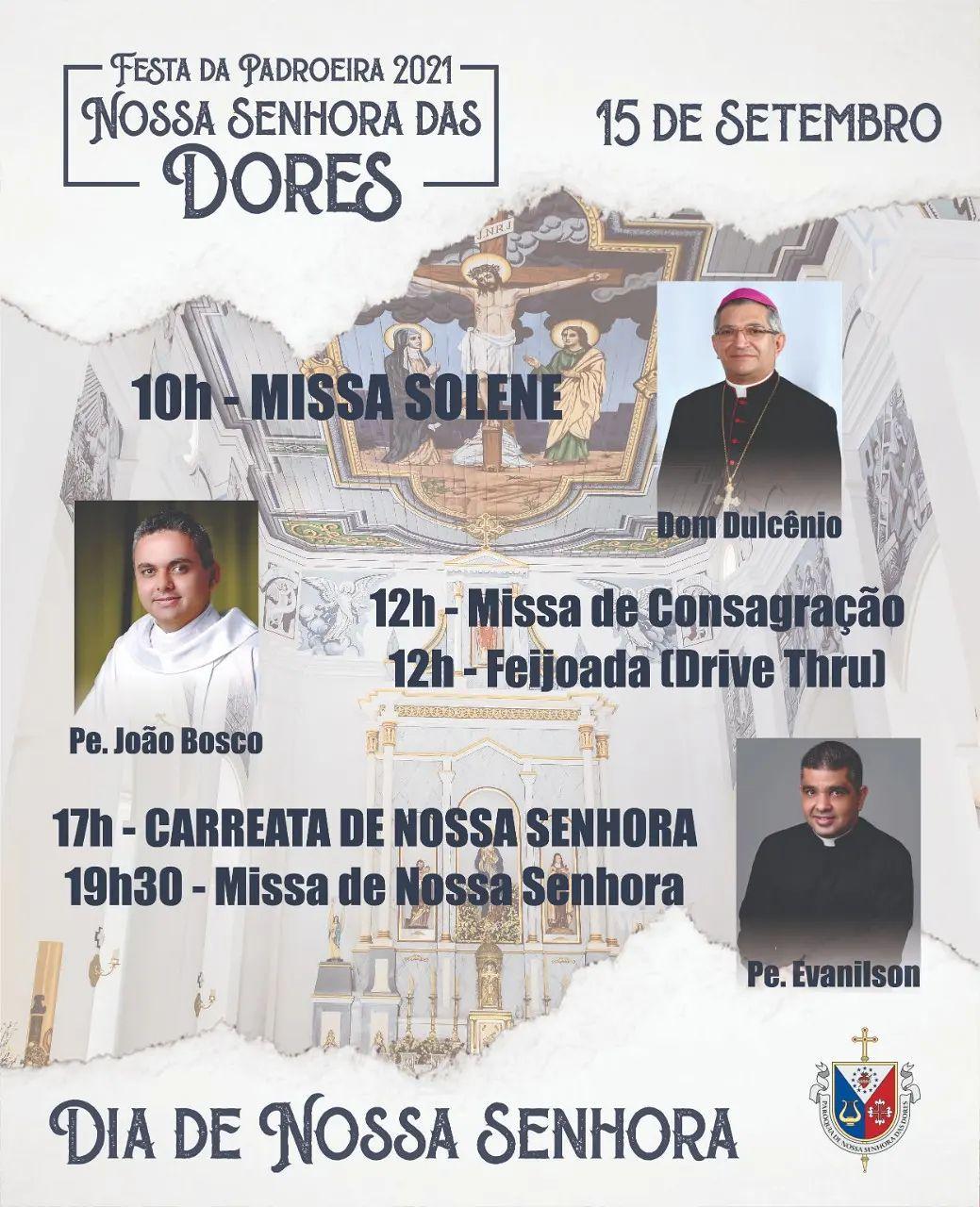 pnsdasdores_20210915_110418_0 Confira a programação da 'Festa de Nossa Senhora das Dores' de Monteiro para essa quarta-feira (15)