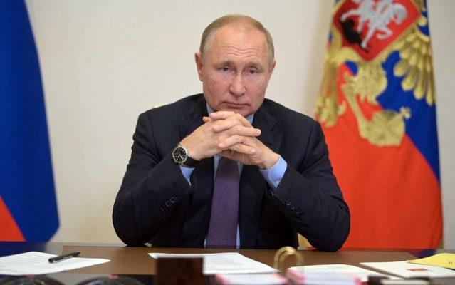 putin-639x400 Putin se isola após revelar que 'dezenas' ao seu redor testaram positivo para coronavírus