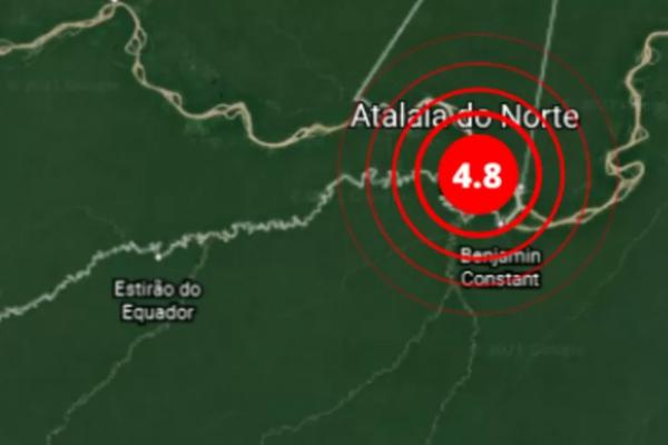 terremoto-600x400 Terremoto de magnitude 4.8 atinge cidades do interior do Amazonas e Acre