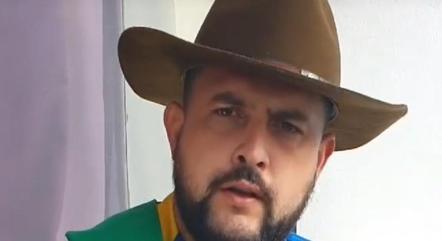 ze-trovao Quem é Zé Trovão, o caminhoneiro por trás da paralisação das rodovias