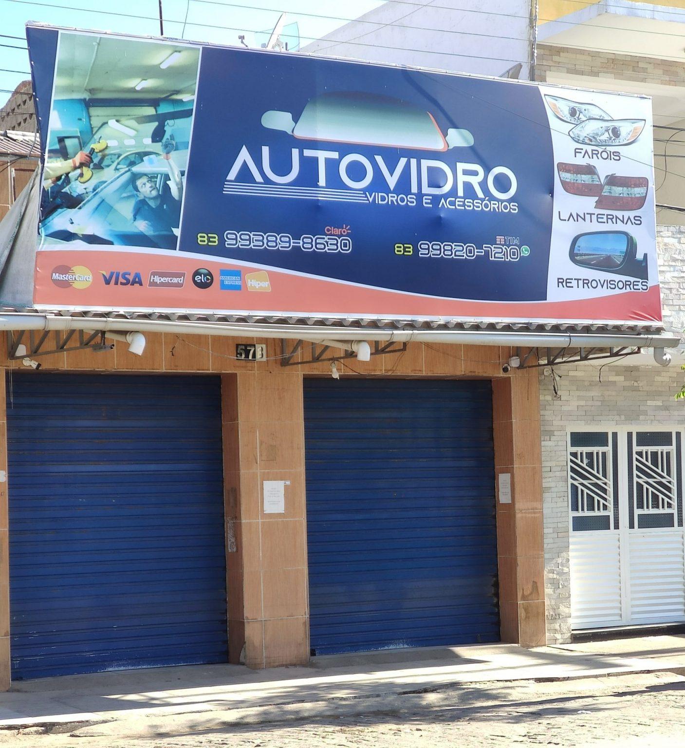 Auto-Vidro-monteiro Em Monteiro: Vidros e Acessórios Automotivos você encontra na Auto Vidro