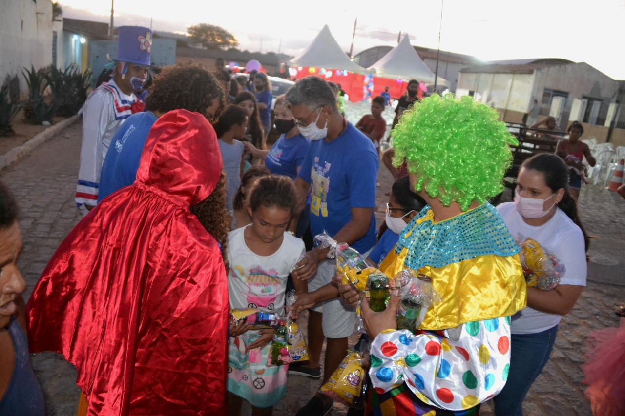 Dia-das-Criancas10 Secretaria de Desenvolvimento Social comemora Dia da Criança em Monteiro