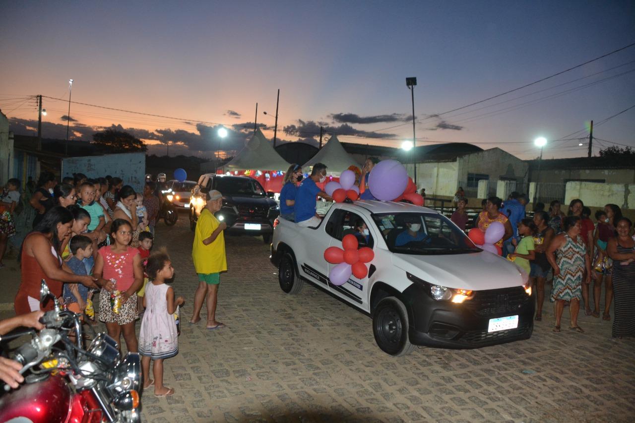Dia-das-Criancas12 Secretaria de Desenvolvimento Social comemora Dia da Criança em Monteiro