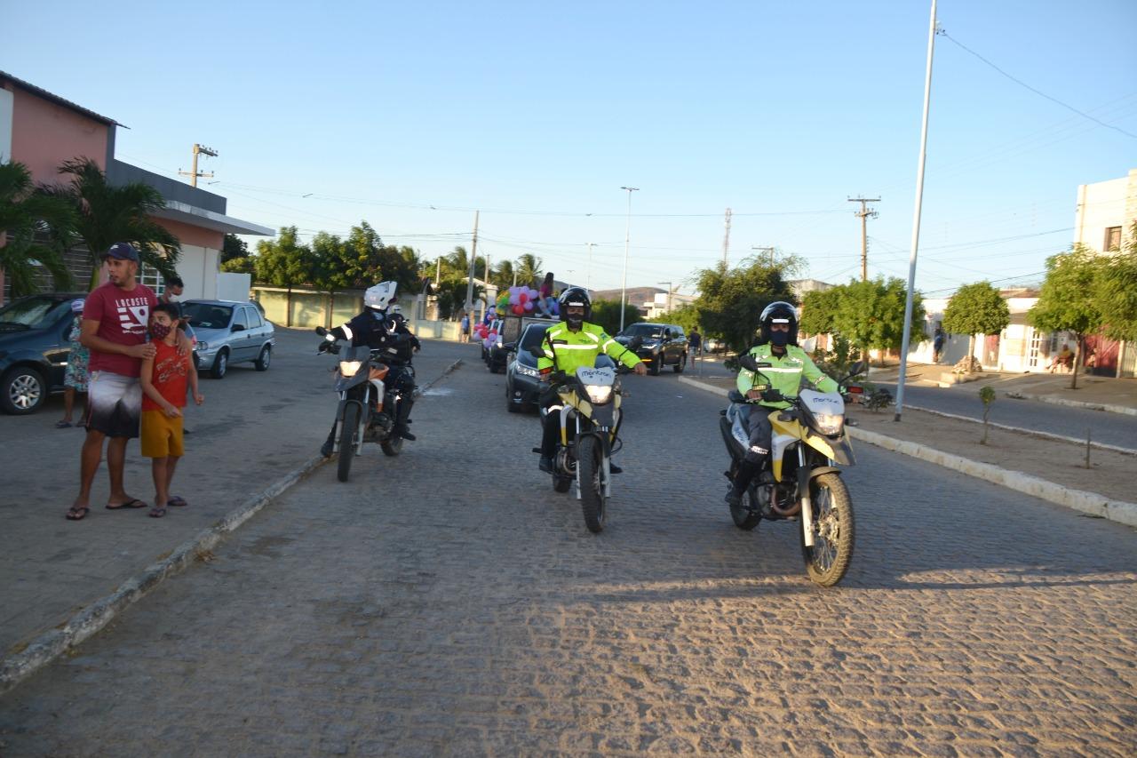 Dia-das-Criancas5 Secretaria de Desenvolvimento Social comemora Dia da Criança em Monteiro