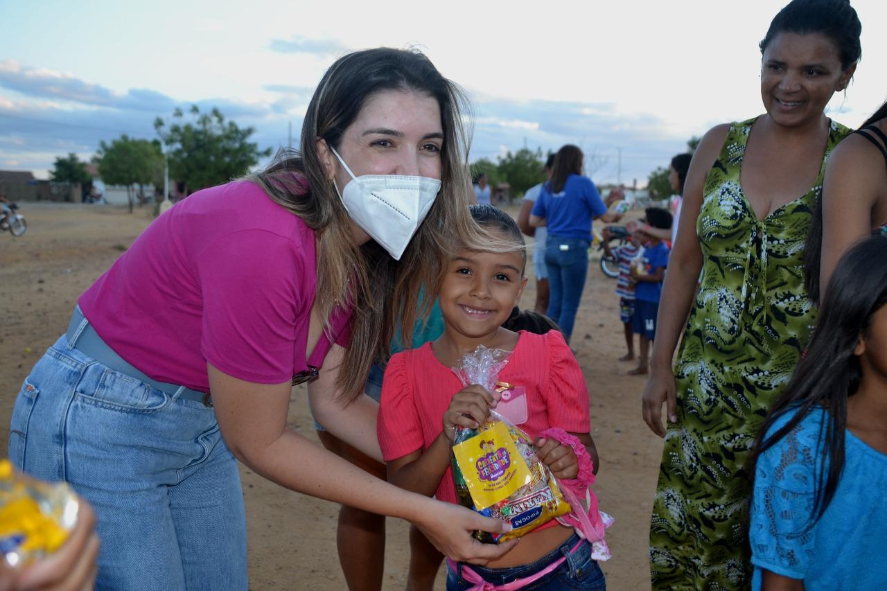 Dia-das-Criancas7 Secretaria de Desenvolvimento Social comemora Dia da Criança em Monteiro